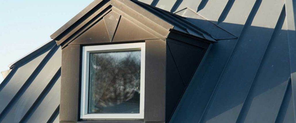 Metal roof installation in Portsmouth NH